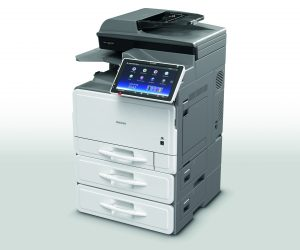 Ricoh C406ZSPF multifunction printer