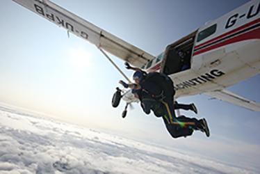 Leap of Faith Skydive 2019