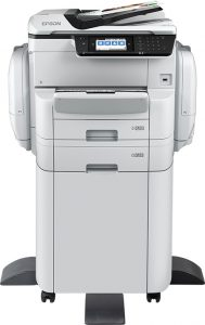 PicutreL: Epson Workforce C869R