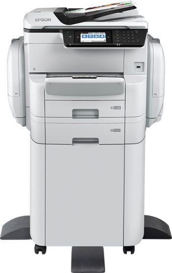 PicutreL: Epson Workforce C869R