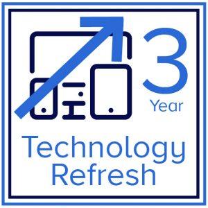 IT Technology Refresh Logo