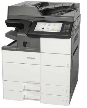 Lexmark XM950 Series - Basic Config