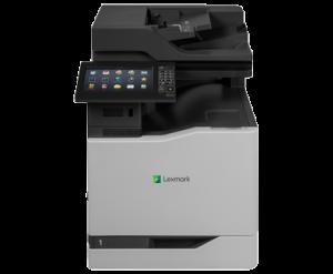 Lexmark XC8155de printer