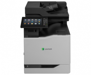 Lexmark XC8160de printer
