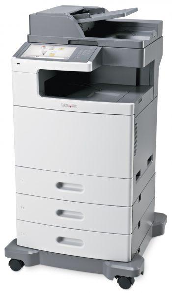Lexmark XS796de - A4 Printer