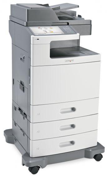 Lexmark XS796de High Volume Machine