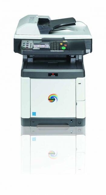 Olivetti d-Color MF2603PLUS & MF2604PLUS - A4 Colour MFP