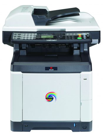 Olivetti d-Color MF2603en & MF2604en - Ideal for A4 colour printing, copying and scanning