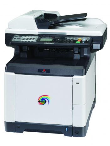 Olivetti d-Color MF2603en & MF2604en - ideal for small workgroups