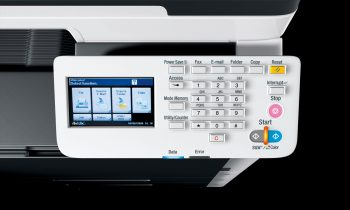 Olivetti MF3000 - Easy to use