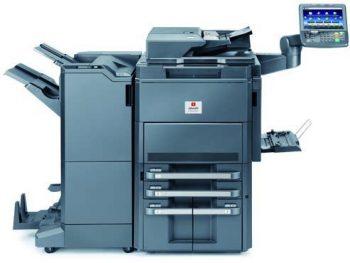 Olivetti d-Copia 6500MFPLUS-8000MFPLUS Full Config