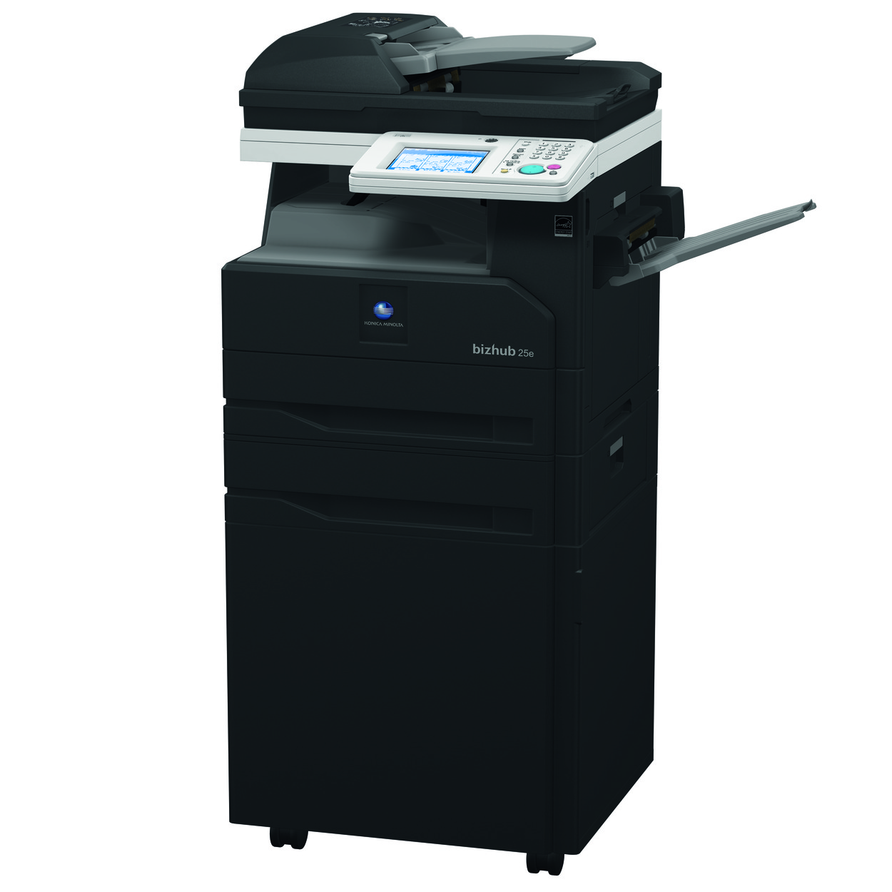 Konica Minolta Bizhub 25e Multifunction Printer Ebm Ltd