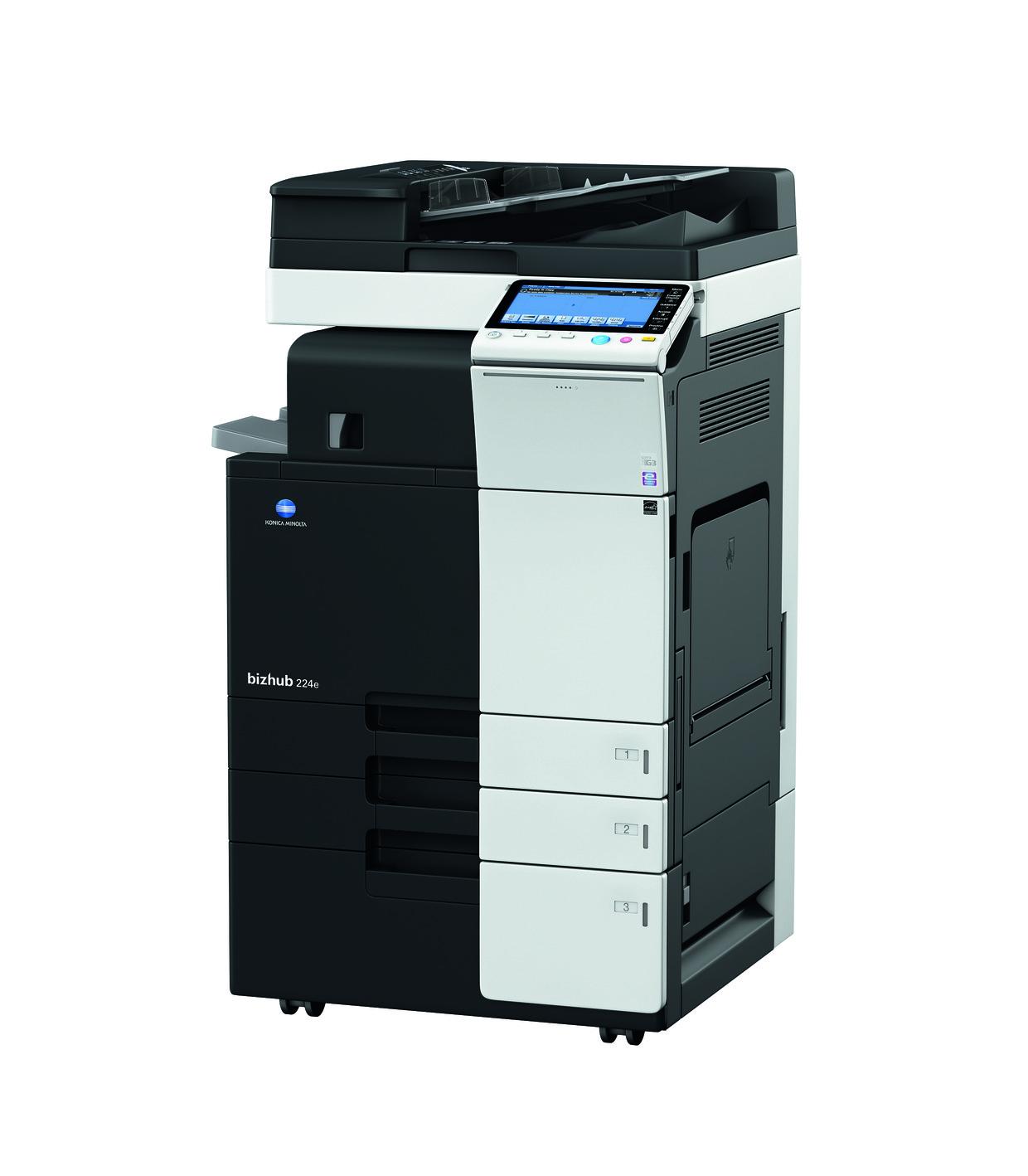konica minolta bizhub 224e multifunction printer ebm rh ebmltd co uk Bizhub  Konica Minolta Printer Dimensions Bizhub Konica Minolta Printer Dimensions