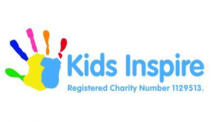 Kids inspire logo EBM