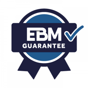 EBM Guarantee Badge